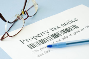 Prop Tax Note JS Realty