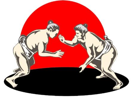sumo robot competition logo