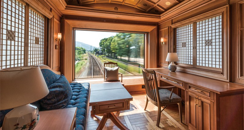 Sevenstar Train Delux Suite