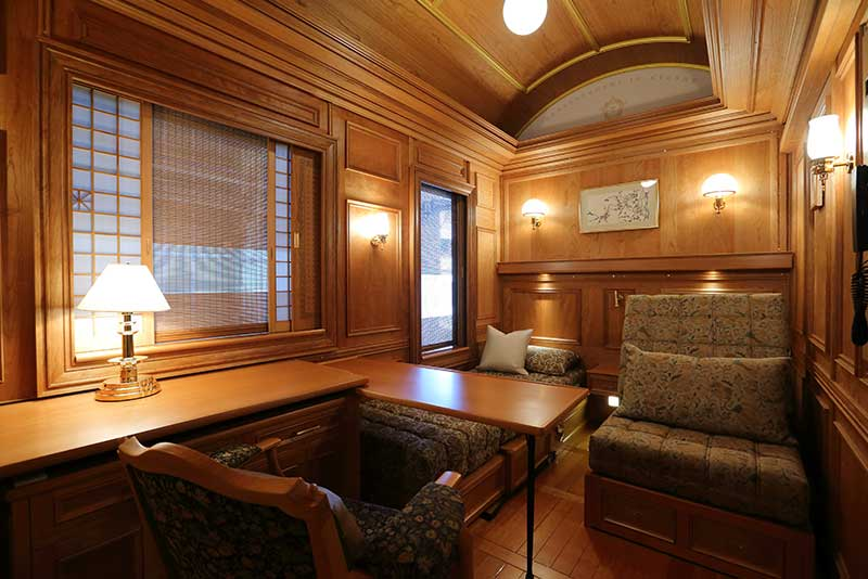 Seven Star Train Room 2