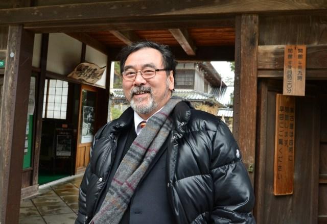 Mr. Takao Sato, Executive Director & Curator of Northern Culture Museum