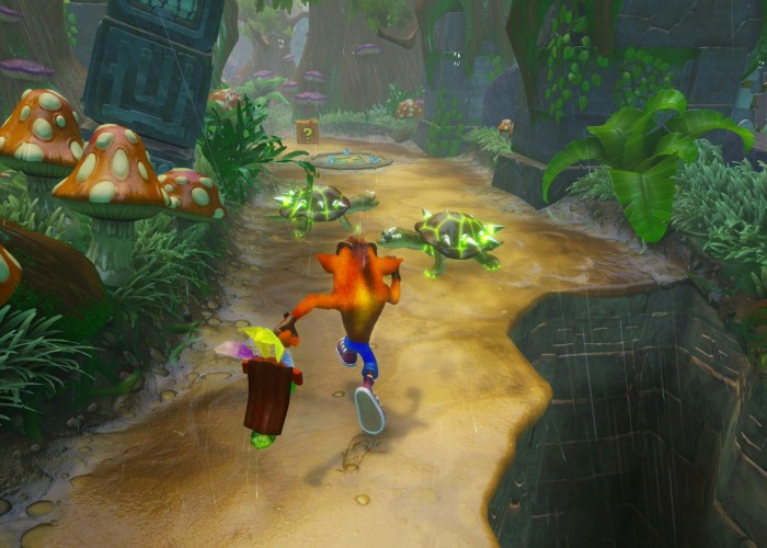 Crash Bandicoot Curiosidades da Franquia da Naughty Dog