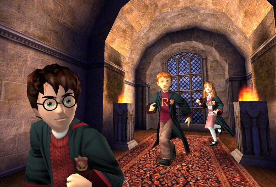 Jogo Harry Potter and the Philosopher's Stone