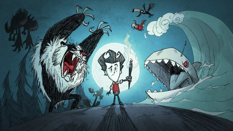 Don't Starve Together Game Indie