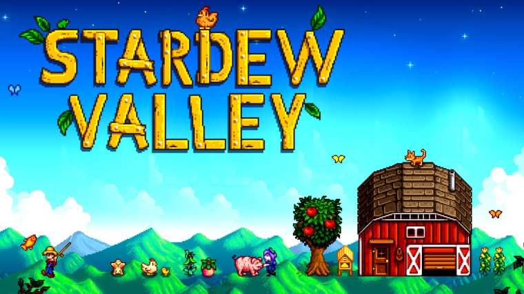 Stardew Valley Game Indie Vale a Pena
