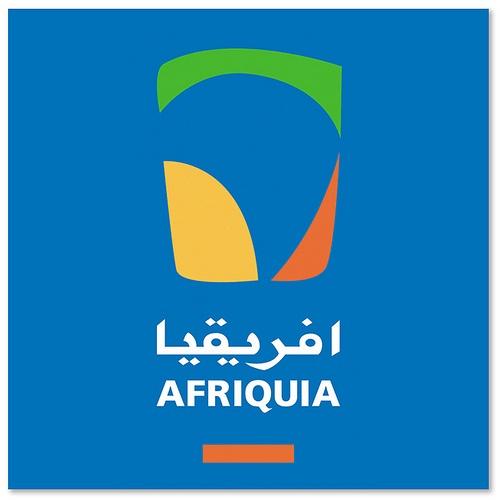 Diseño y creación de logotipo Afriquia