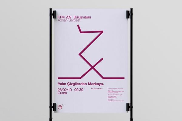 Design offline Advertising School of Switzerland