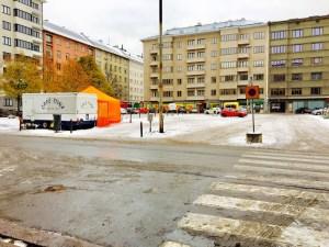 Helsinki / Uusimaa / Finland - 11/4/16