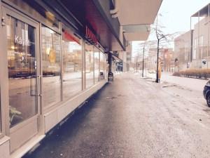 Espoo / Uusimaa / Finland - 11/17/16
