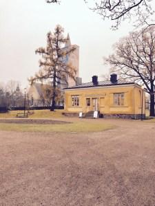 Helsinki / Uusimaa / Finland - 11/23/16