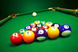 Pool Tables rented to Sheffield One Day Weekend Hire
