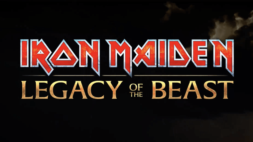 rock-pinball-machine-band-hire-iron-maiden-uk