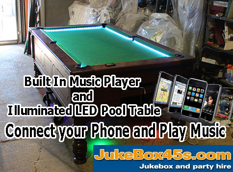 phone-connect-pool-table-play-music-lights-up-led-strip-lighting-party-hire