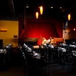 Jimmy Mak's Portland jazz club inside
