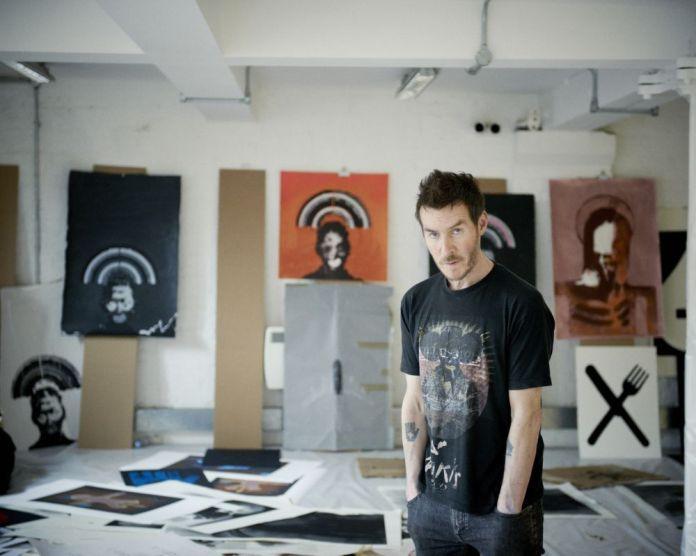 Robert Del Naja, who is not Banksy