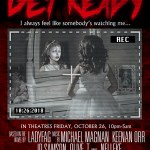 Ladyfag presents Get Ready lineup poster