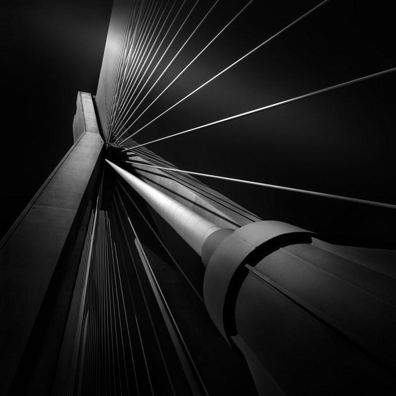 Exuberance I - Rio Antirrio Bridge Patras © Julia Anna Gospodarou