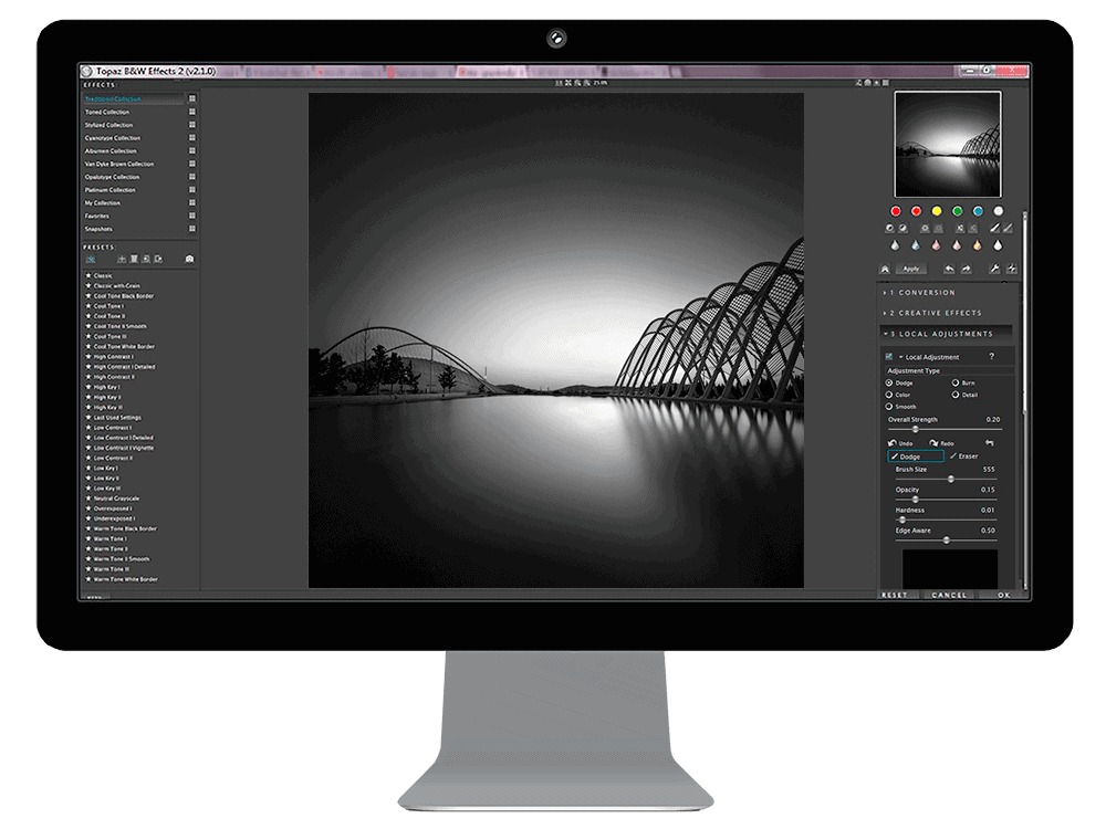 TOPAZ LABS B&W EFFECTS 2 FULL REVIEW - UPDATE 2016