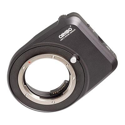 Cambo CA-GFX Canon EF Lens to Fujifilm GFX Electronic Aperture Control Adapter
