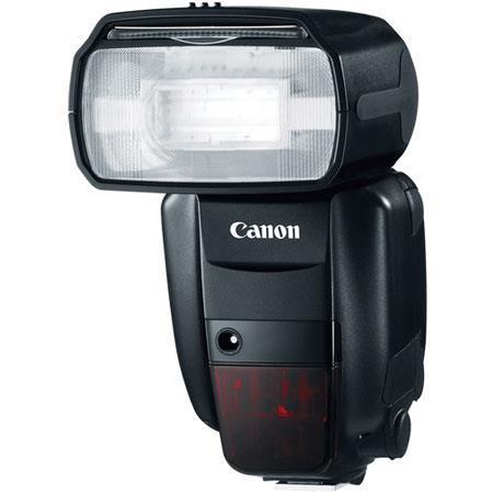 Canon Speedlite 600EX-RT Shoe Mount Flash