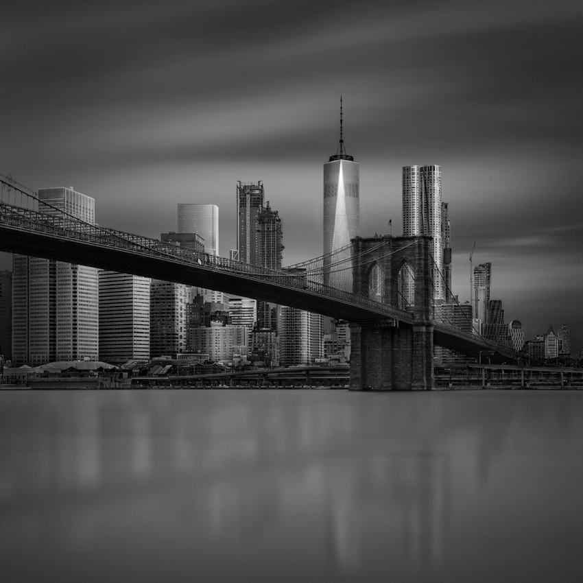 Immaterial Intricacy - Brooklyn Bridge, New York - © Julia Anna Gospodarou 2017