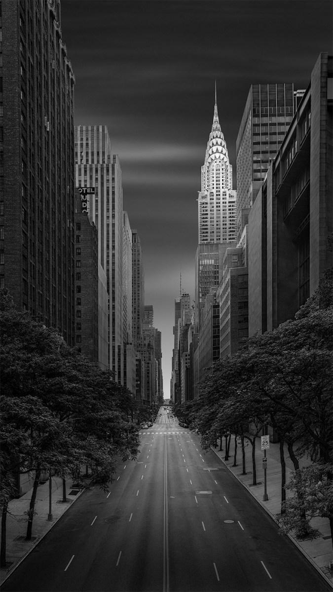 Dali's Distant Dream - Chrysler Building - New York © Julia Anna Gospodarou