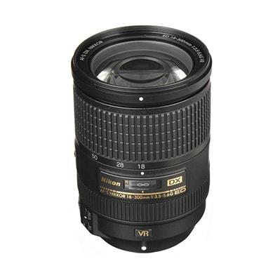 Nikon 18-300mm f3.5-5.6G ED IF AF-S DX NIKKOR VR Lens
