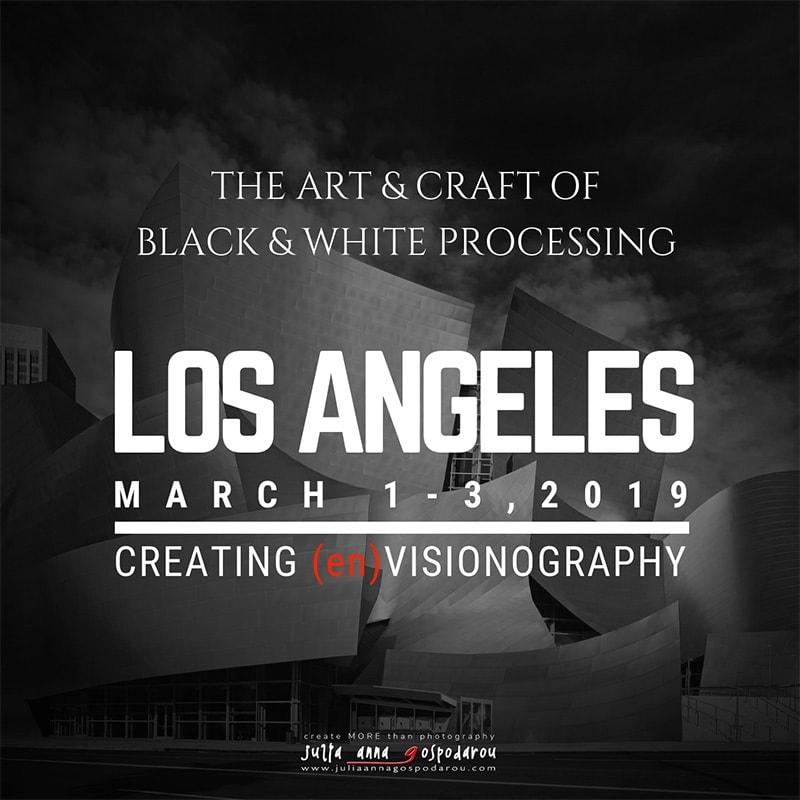 Los Angeles workshop 2019
