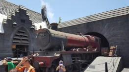 Le Hogwarts Express !