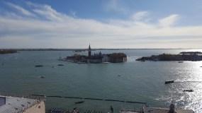 L'île de San Giorgio Maggiore, avec son campanile et son église