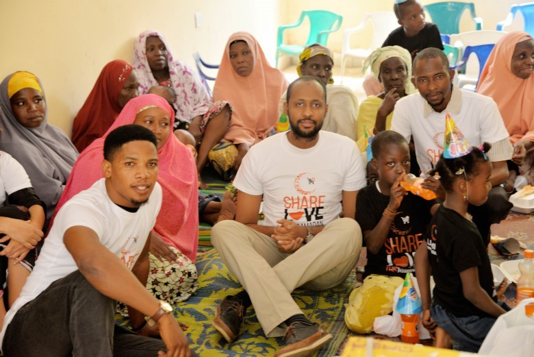 Jumia Shares Love