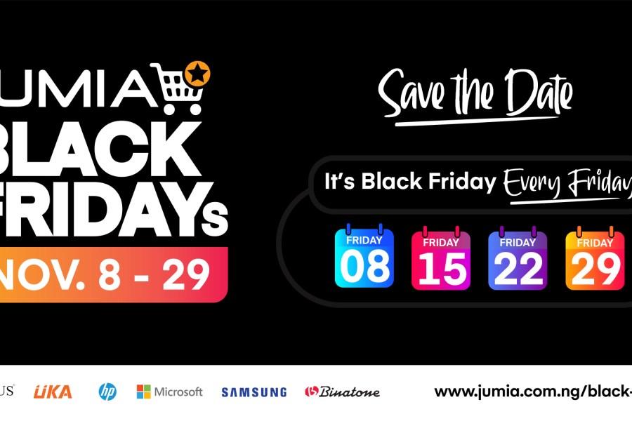 jumia black friday nigeria 2019