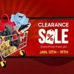 Jumia Clearance Sale