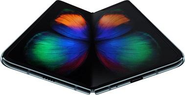 Samsung-galaxy-fold-silver