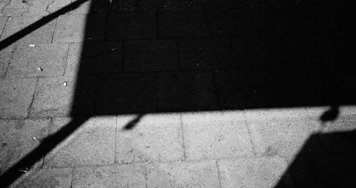 Shadow bus stop