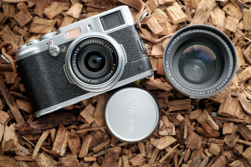 Fuji X100s and TCL