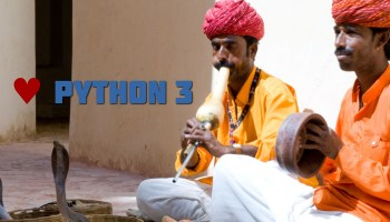 Featured image for the Python 3 Porting Fedora Activity Day.