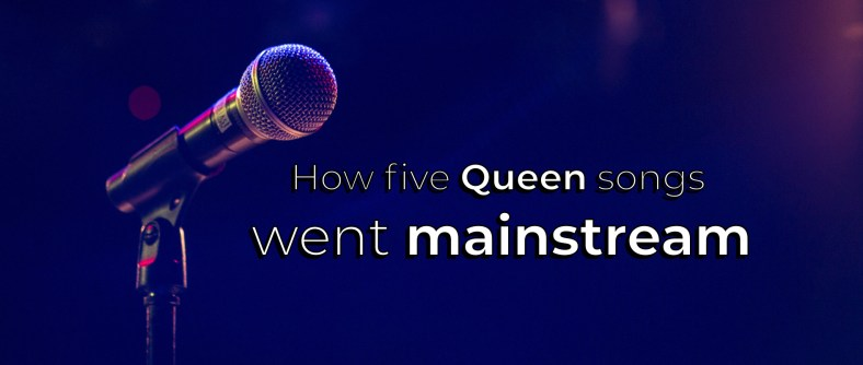 How five Queen songs went mainstream in totally different ways