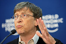 Bill Gates Takes Using Props to the Next Level by Unleashing Swarm of Deadly Bugs on Crowd