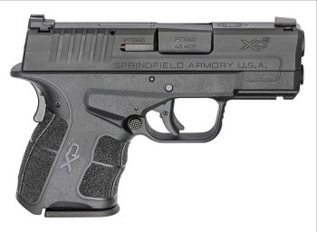Springfield-XD-S profile right