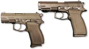 Bersa TPR pistol left profile