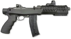Inland Manufacturing M30-P and M30-I.M.P. Pistols