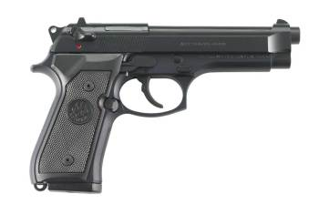 Beretta M9 pistol, right profile