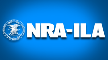 National Rifle Association Institute for Legislative Action blue and white logo