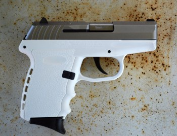 SCCY CPX-2 pistol right profile