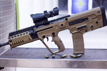 IWI Tavor X95, left profile
