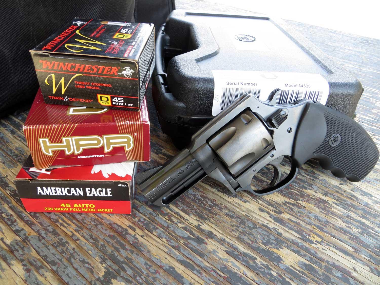 Gun Test: Charter Arms Pitbull in  45 ACP - The K-Var Armory