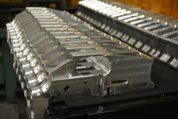 rifle lower receivers being manufacturered for firearms manufacturers
