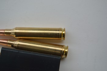 Cartridge base of the 7mm Remington Magnum