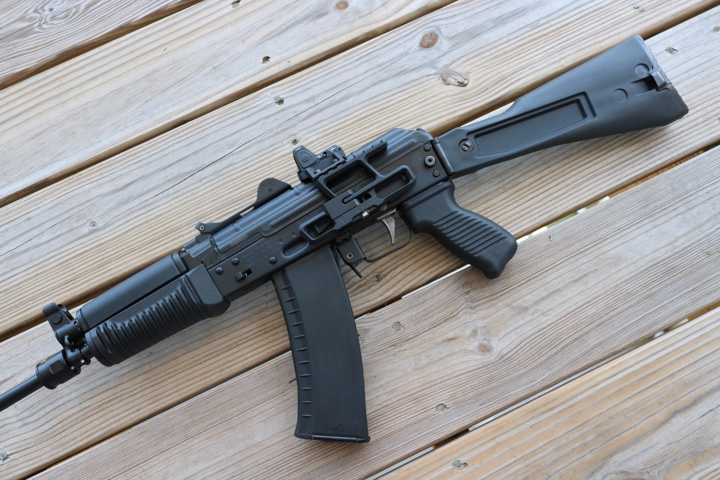 RMR on an AK? RS Regulate's New AKMR - The K-Var Armory